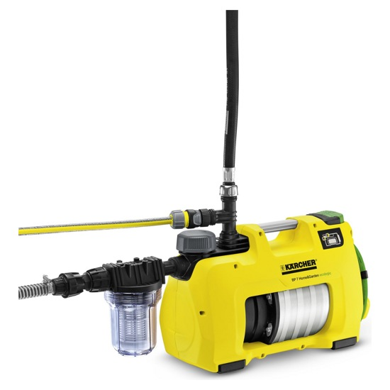 Насосная станция Karcher BP 7 Home & Garden eco!ogic - фото4
